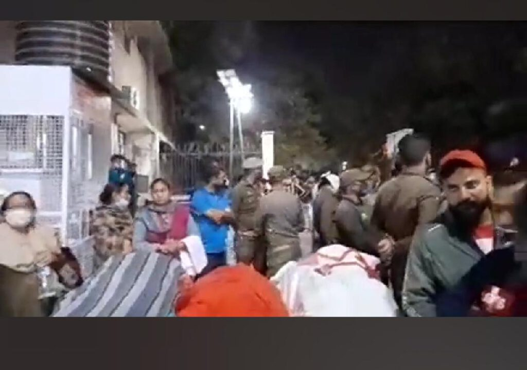 IRF jawan kills wife, mother-in-law, father-in-law in Jammu | newsglory